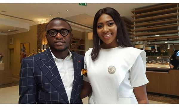 Lilian Esoro & Ubi Franklin's Registry Wedding LoveweddingsNG4