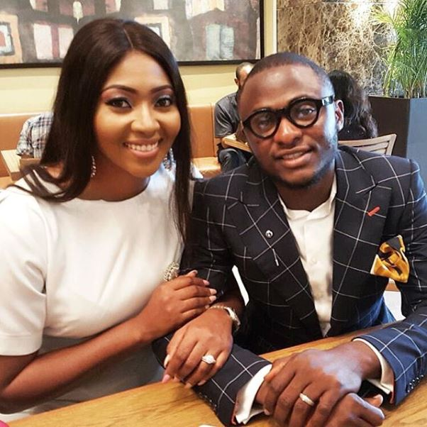 Lilian Esoro & Ubi Franklin's Registry Wedding LoveweddingsNG7