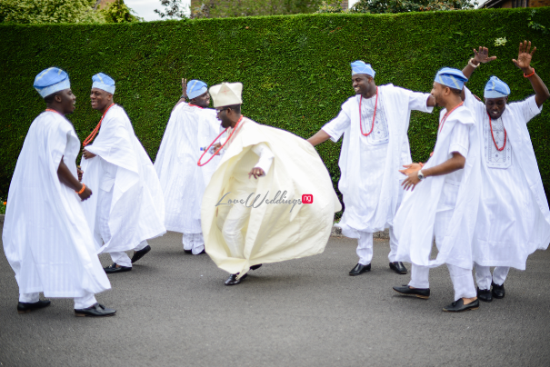 LoveweddingsNG Dr and Baby Zaga Traditional Wedding1