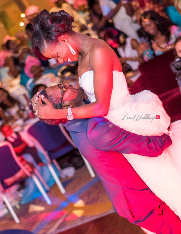 LoveweddingsNG Dr and Baby Zaga White Wedding14