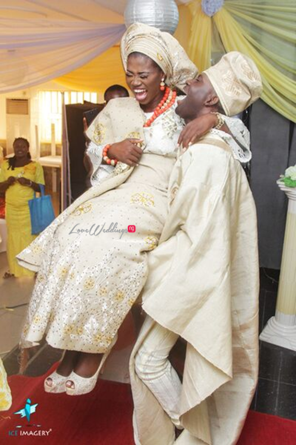 LoveweddingsNG Iyanu and Femi Traditional Wedding Ice Imagery1