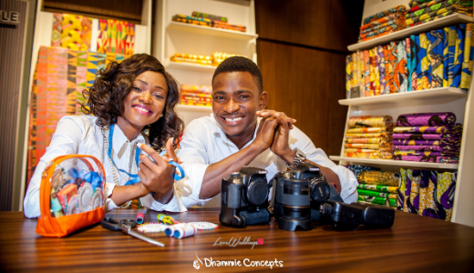 LoveweddingsNG Loveth & Peter Prewedding Dhammie Concepts feat