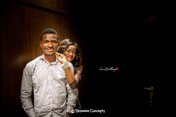 LoveweddingsNG Loveth & Peter Prewedding Dhammie Concepts