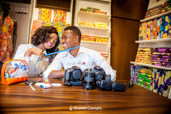 LoveweddingsNG Loveth & Peter Prewedding Dhammie Concepts8