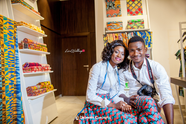 LoveweddingsNG Loveth & Peter Prewedding Dhammie Concepts9