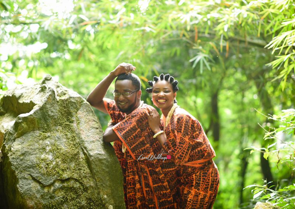 LoveweddingsNG Traditional Prewedding Shoot - Modupe and Ope Debola Styles17