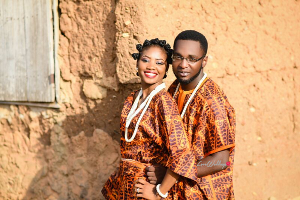 LoveweddingsNG Traditional Prewedding Shoot - Modupe and Ope Debola Styles19