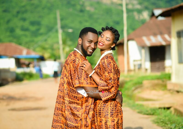LoveweddingsNG Traditional Prewedding Shoot - Modupe and Ope Debola Styles22