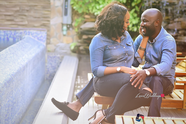 LoveweddingsNG Wonuola and Mayokun Pre Wedding Akintayotimi