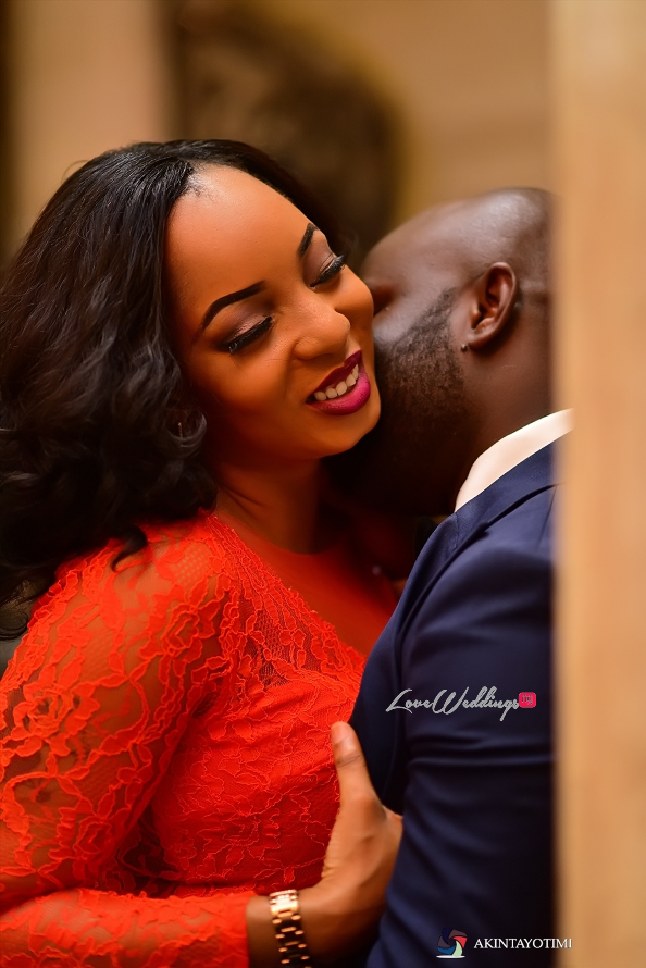 LoveweddingsNG Wonuola and Mayokun Pre Wedding Akintayotimi6