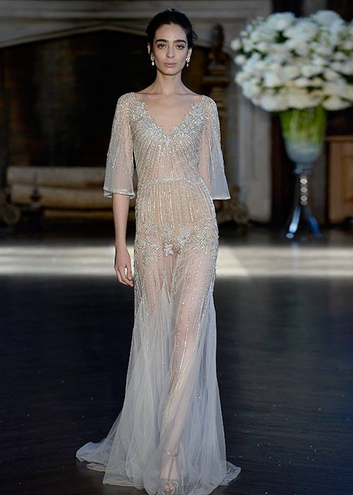 New York Bridal Fashion Week 2016 - Alon Livne2