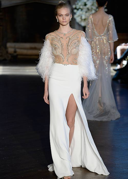 New York Bridal Fashion Week 2016 - Alon Livne3