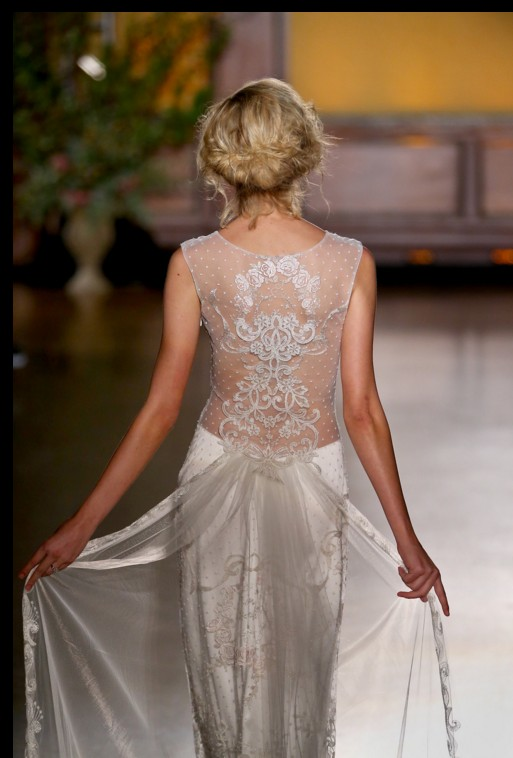 New York Bridal Fashion Week 2016 - Claire Pettibone