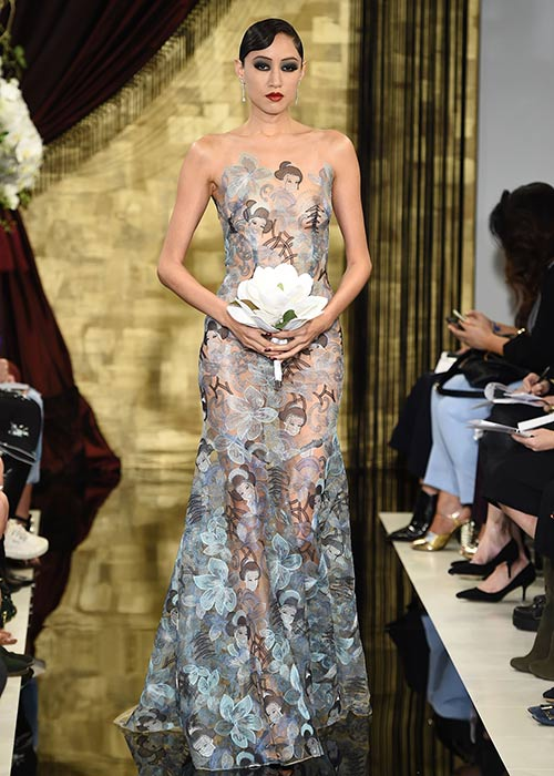New York Bridal Fashion Week 2016 - Theia