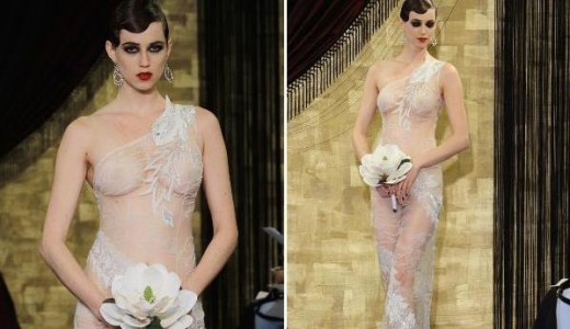 New York Bridal Fashion Week - Game of Thrones Khaleesi Inspired