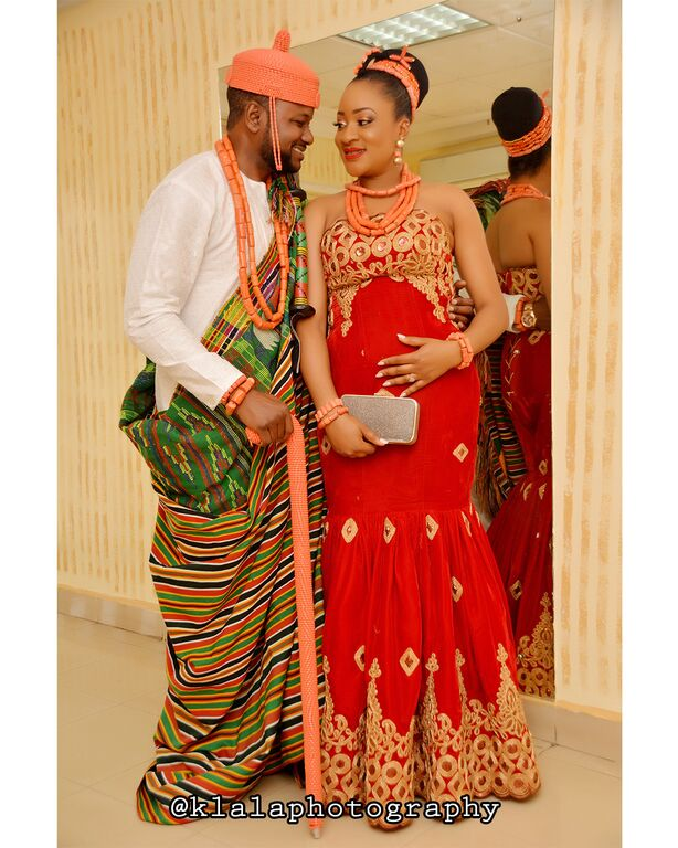 Nigerian Traditional Wedding - Freda and Desmond LoveweddingsNG Klala Photography12