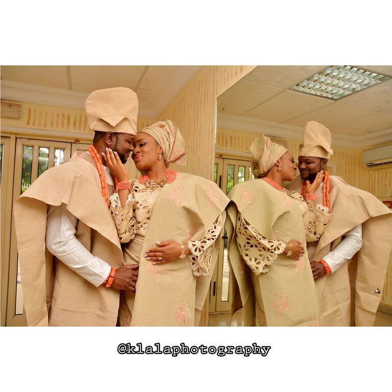 Nigerian Traditional Wedding - Freda and Desmond LoveweddingsNG Klala Photography22