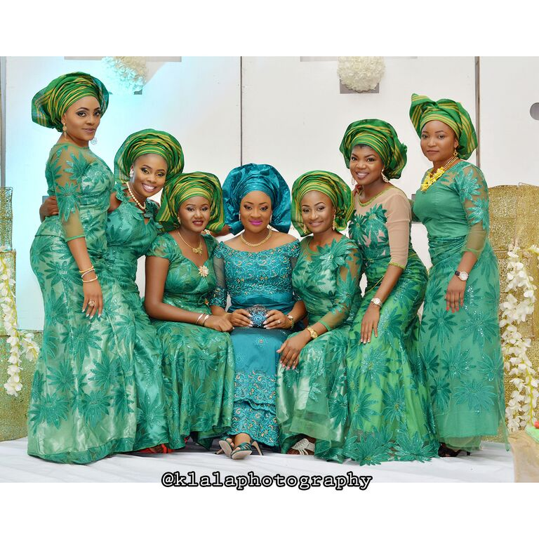 Nigerian Traditional Wedding - Freda and Desmond LoveweddingsNG Klala Photography27