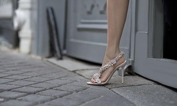 Olgana Paris Spring 2016 Bridal Shoe Collection - LoveweddingsNG feat