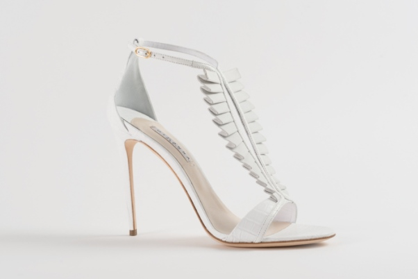 Olgana Paris Spring 2016 Bridal Shoe Collection - LoveweddingsNG1