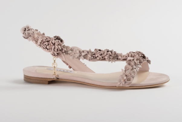 Olgana Paris Spring 2016 Bridal Shoe Collection - LoveweddingsNG2