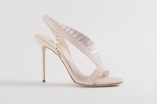 Olgana Paris Spring 2016 Bridal Shoe Collection - LoveweddingsNG3
