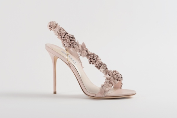 Olgana Paris Spring 2016 Bridal Shoe Collection - LoveweddingsNG6