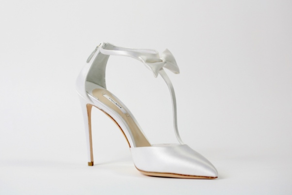 Olgana Paris Spring 2016 Bridal Shoe Collection - LoveweddingsNG7