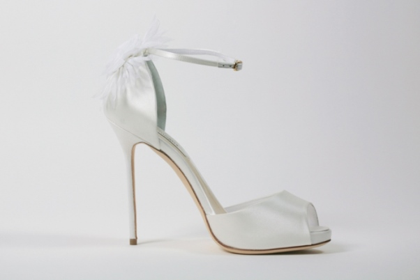 Olgana Paris Spring 2016 Bridal Shoe Collection - LoveweddingsNG8
