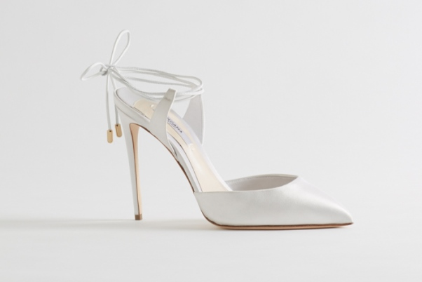Olgana Paris Spring 2016 Bridal Shoe Collection - LoveweddingsNG9