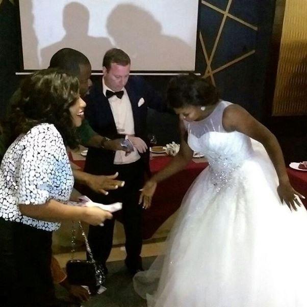 Susan Peters Wedding Pictures LoveweddingsNG12