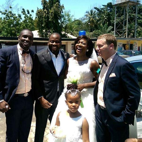 Susan Peters Wedding Pictures LoveweddingsNG14