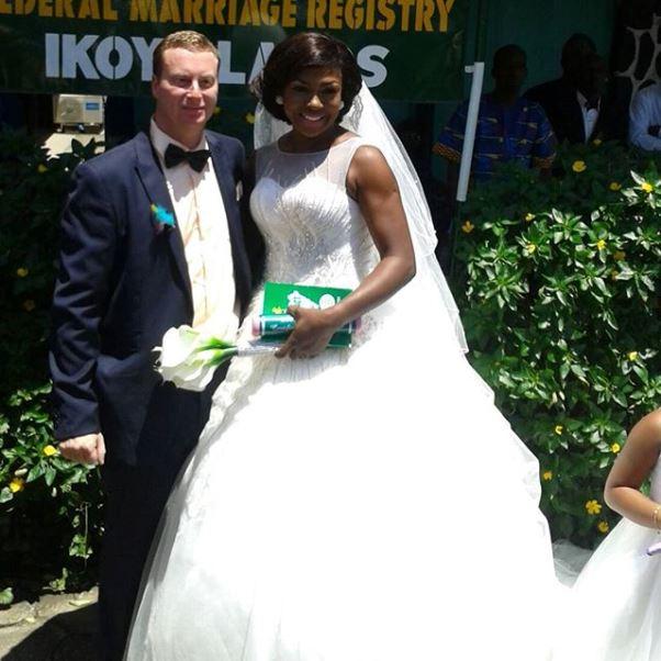 Susan Peters Wedding Pictures LoveweddingsNG21