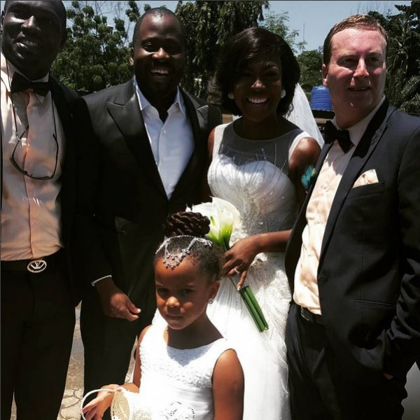 Susan Peters Wedding Pictures LoveweddingsNG6