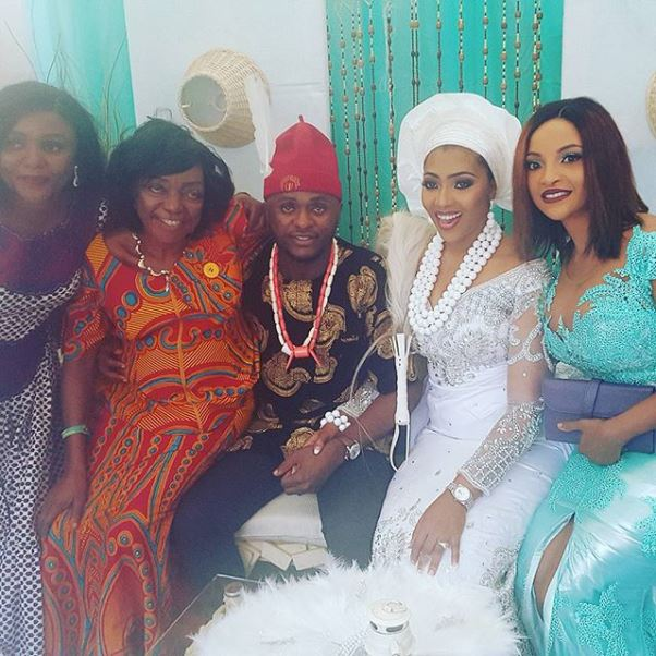 Ubi Franklin & Lilian Esoro Traditional Wedding - Freda Francis3