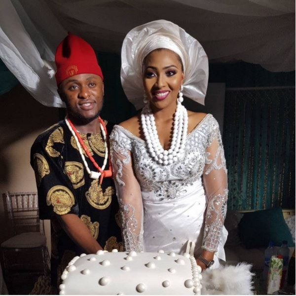 Ubi Franklin & Lilian Esoro Traditional Wedding LoveweddingsNG3