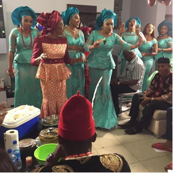 Ubi Franklin & Lilian Esoro Traditional Wedding LoveweddingsNG4