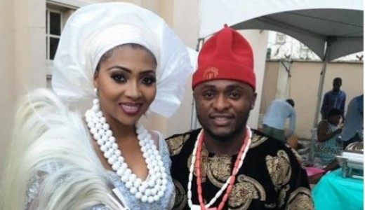 Ubi Franklin & Lilian Esoro Traditional Wedding feat