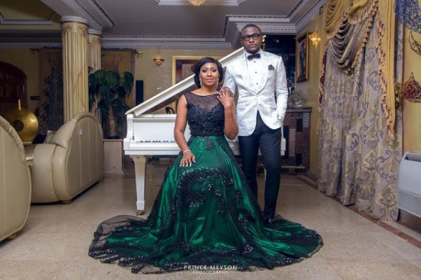 Ubi Franklin and Lilian Esoro Pre wedding LoveweddingsNG10