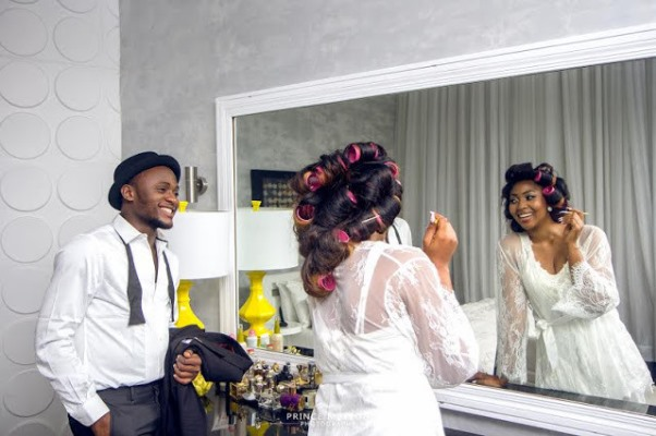 Ubi Franklin and Lilian Esoro Pre wedding LoveweddingsNG13