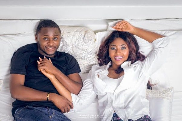 Ubi Franklin and Lilian Esoro Pre wedding LoveweddingsNG2