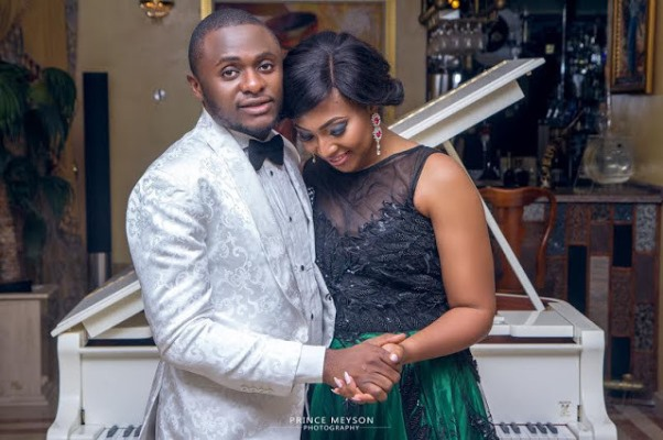 Ubi Franklin and Lilian Esoro Pre wedding LoveweddingsNG3