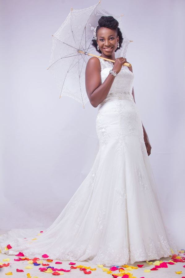 Yes I Do Bridal Nigerian Bridal Hair & Makeup Inspiration LoveweddingsNG22