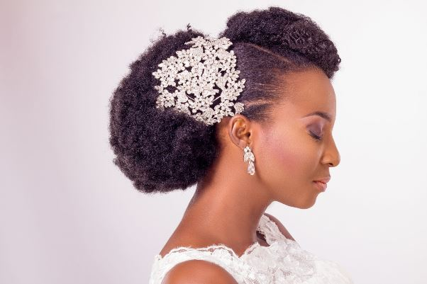Yes I Do Bridal Nigerian Bridal Hair & Makeup Inspiration LoveweddingsNG24