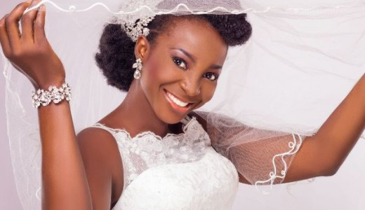 Yes I Do Bridal Nigerian Bridal Hair & Makeup Inspiration LoveweddingsNG3