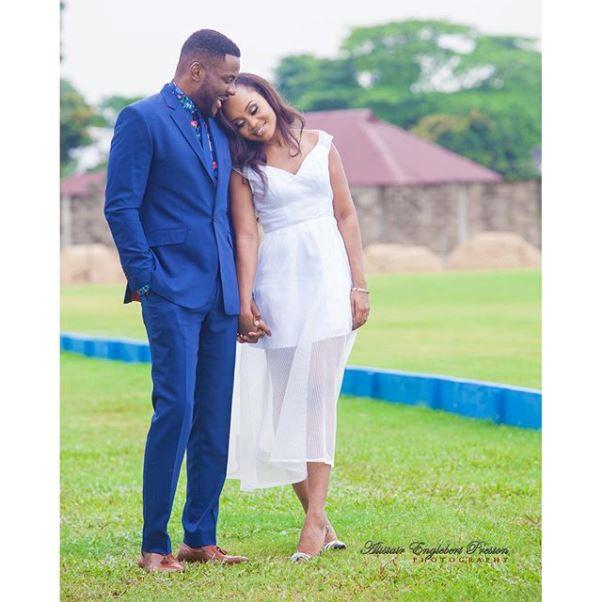 Ebuka Obi Uchendu & Cynthia Obodo Pre Wedding - LoveweddingsNG AEP Photography