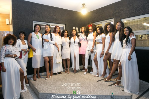 Lilian Esoro Bridal Shower LoveweddingsNG24