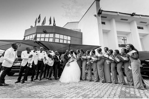 Lilian Esoro & Ubi Franklin White Wedding LoveweddingsNG - Prince Meyson photography2