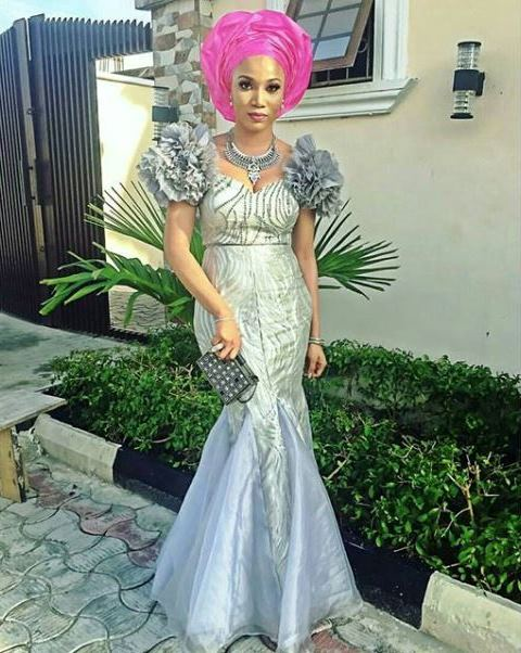 Lilian Esoro & Ubi Franklin White Wedding LoveweddingsNG - Uleoma
