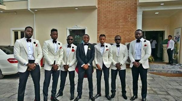 Lilian Esoro & Ubi Franklin White Wedding LoveweddingsNG7